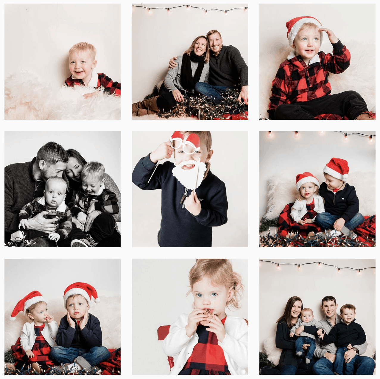 Holiday Mini Sessions by Christina Wesley Photography
